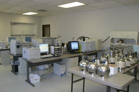 專業空氣分析實驗室